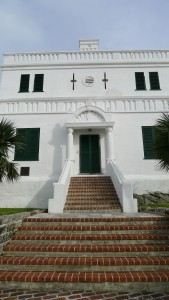 Old State House, home of Lodge St. George 200